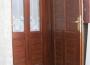 Interiér chalupy v obci Brehy