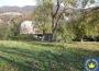 Gazdovský dom Rudno nad Hronom - záhrada